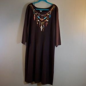Bob Mackie Sweater Dress